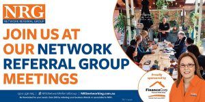 NRG Networking Groups
